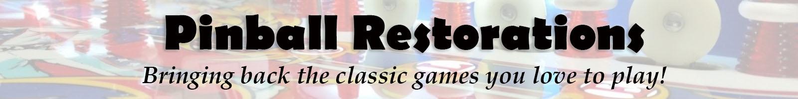 Pinball Classics ,Pinball Machines
